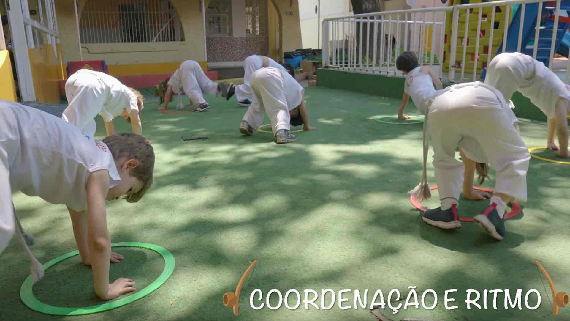 Vídeos para marketing e comunicação externa – Nossa Escola Capoeira