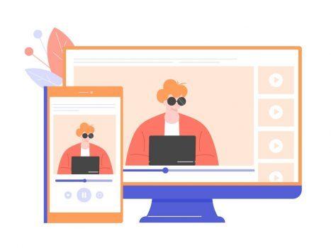 Vídeo para Web – Marketing e Comunicação Externa