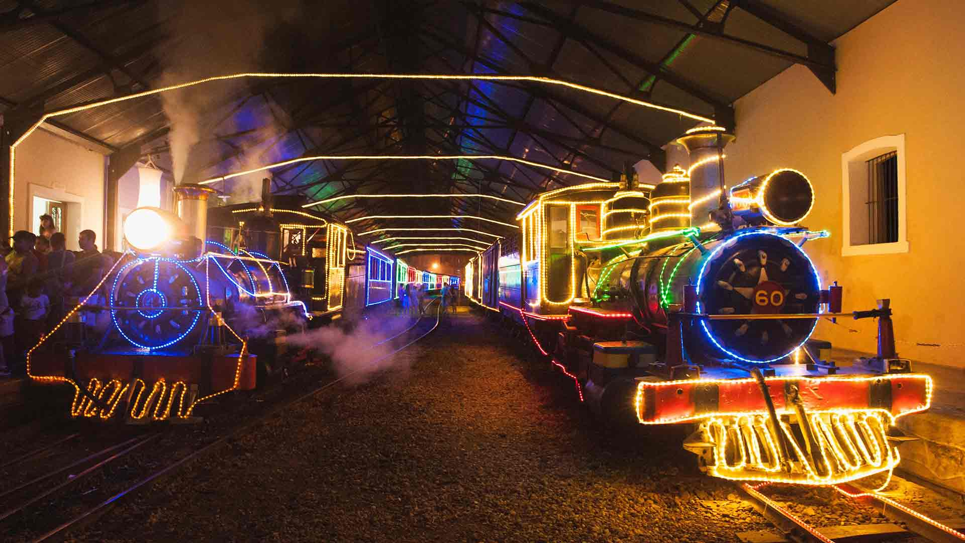 Filmagem e Fotografia de Eventos – SJDR VLI (Inauguração luzes de Natal)