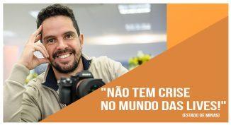 TRANSMISSÃO AO VIVO EM TEMPOS DE COVID-19