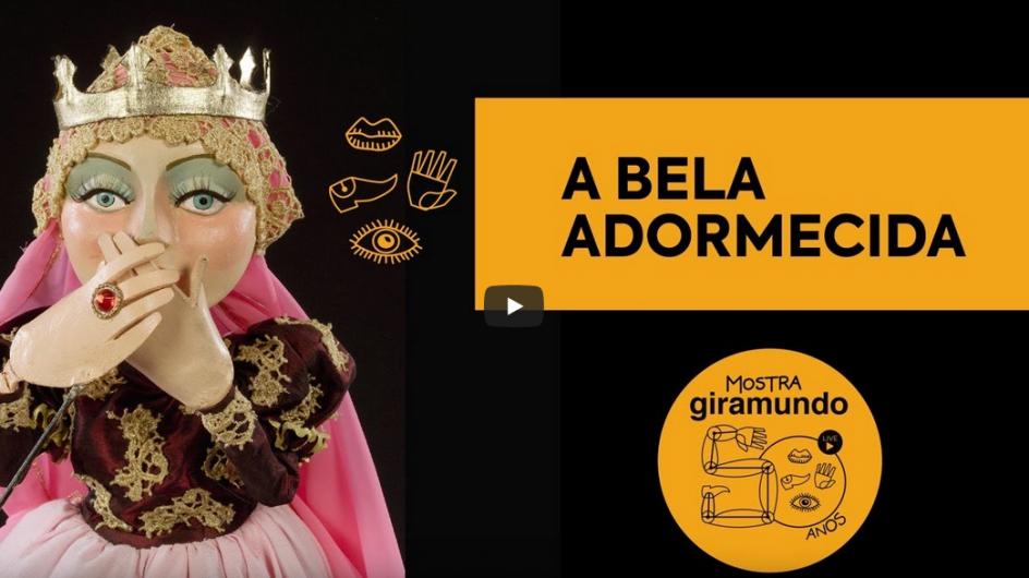 Transmissão ao Vivo – Cine Brasil (Gira Mundo)